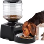 Fitiger Automatic Pet Feeder with Electronic Control and LCD Display