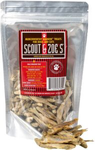 Scout and Zoe's Fish Treats