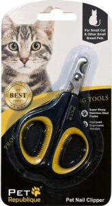 Pet Republique Dog And Cat Nail Clippers And Nail Grinder
